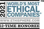Worlds Most Ethical Companies 2021